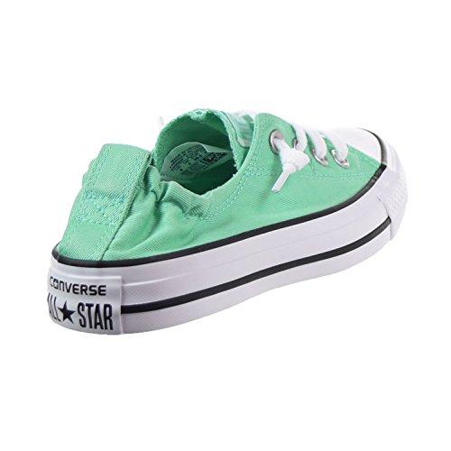 CONVERSE Designer Chucks Schuhe - ALL STAR - Grün leuchtend, weiß, schwarz