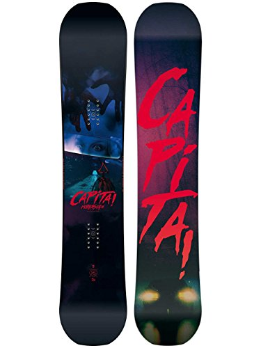 Capita Herren Freestyle Snowboard Horrorscope Wide 153 2018