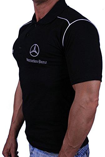 mercedes-logo-benz-amg-bestickt-bestickung-stickerei-binder-hemd-schwarzes-baumwolle-t-shirt-polo-xx