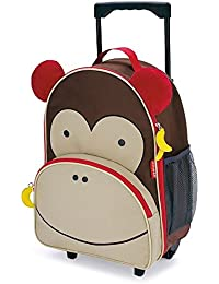 Skip Hop Zoo equipaje maleta trolley–Mono
