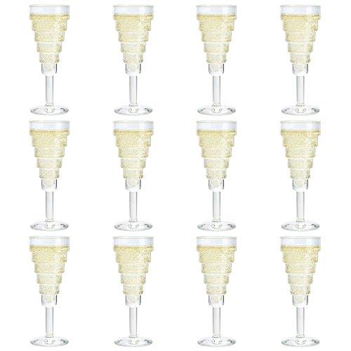 DUROBOR Etore Coupe à Champagne 140ml - Lot de 12