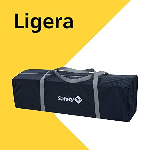 Imagen para Safety 1st Soft Dreams Cuna de viaje compacta, fácil de transportar, ligera, azul (Navy Blue)
