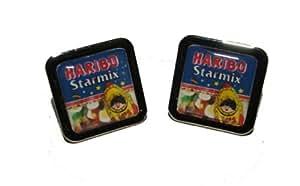 Haribo Starmix Boutons de manchette