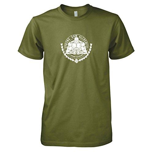 TEXLAB - Alchemist Combat - Herren T-Shirt Oliv