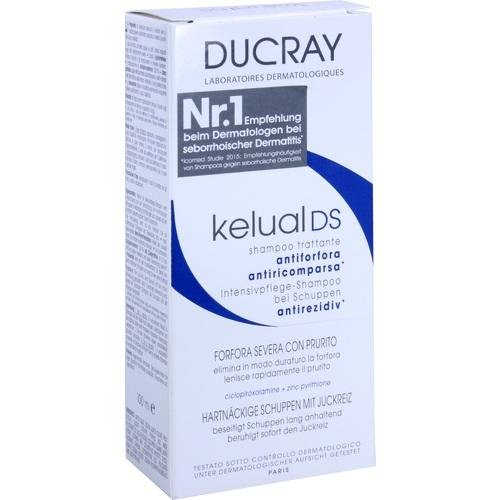 DUCRAY KELUAL DS SHAMPOO 100ml (Shampoo Creme)