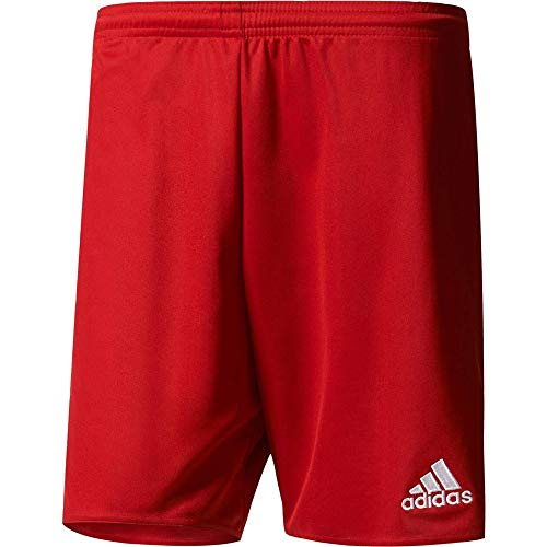 adidas Kinder Shorts Parma 16 SHO, rot (Power Red/White), 140