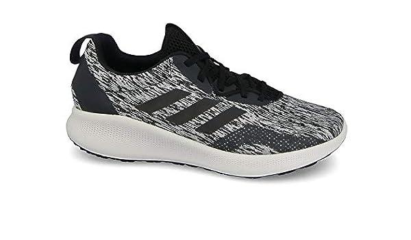 adidas Purebounce Herren Sneaker Schwarz: : Schuhe