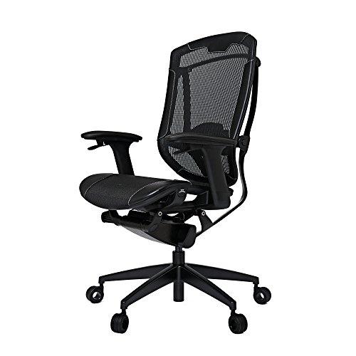 Vertagear Gaming-Stuhl Modern Large schwarz/schwarz -