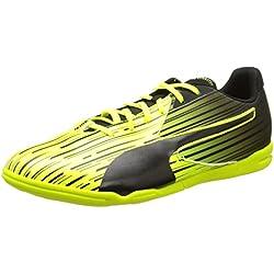 PumaMeteor Sala LT - Zapatos de Futsal Hombre , color Amarillo, talla 39
