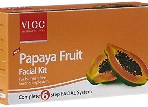 VLCC Papaya Fruit Facial Kit, 60gm