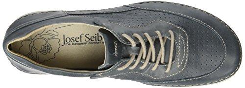 Josef Seibel Antje 09, Derbys Femme Bleu (Jeans)