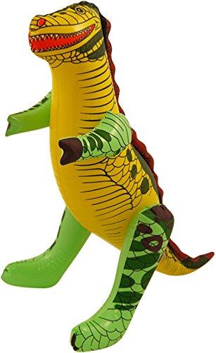 Other , aufblasbar, für Sportschuhe Godzilla Jurrasic Park–43cm Dinosaurier ()