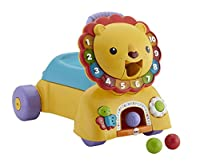 Fisher-Price DPL57 3-in-1 Sit, Stride & Ride Lion