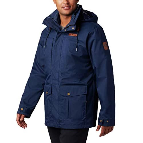 41y1QmrsSvL. SS500  - Columbia Men's Interchange Jacket, Horizons Pine