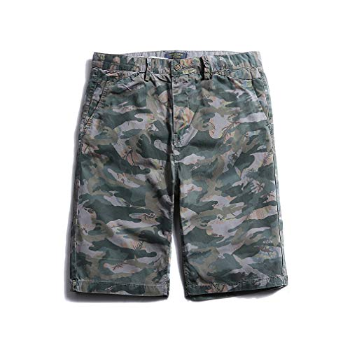Military Camo Cargo Summer Fashion Camouflage Multi-Pocket Army Shorts Homme Bermudas -