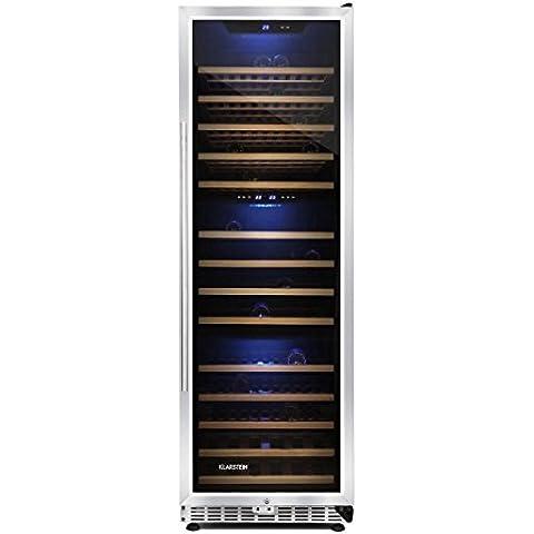 Klarstein Gran Reserva cantinetta vino frigorifero con 14 ripiani in
