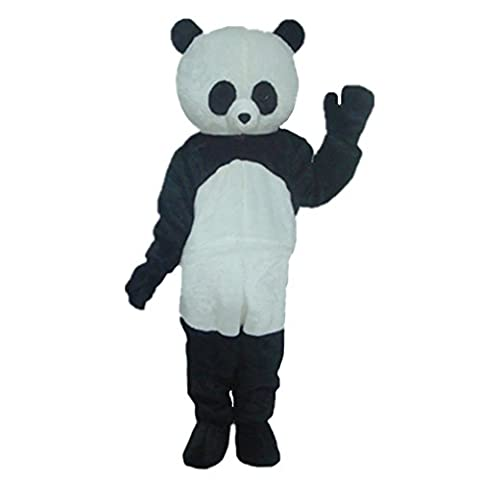 Mascottes Cartoon Costumes - myos Costume pour Little Panda Cartoon Halloween