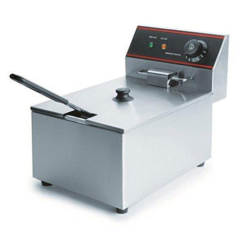 Lacor 69169 - Freidora electrica 6 lts 2500w