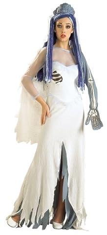 Corpse Bride Costume Enfant - Rubie's Corpse Bride Adult Fancy