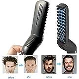 Enderezamiento del cabello multifuncional para hombres, peine eléctrico para hombres, barba eléctrica que se endereza.