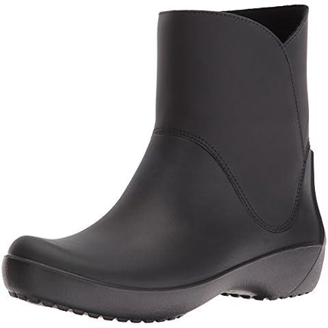 Crocs Rainfloe Bootie - botas de caña baja sin forro y botines Mujer