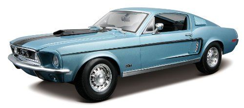 maisto-118-scale-ford-mustang-gt-cobra-jet-68-model-car-metallic-blue