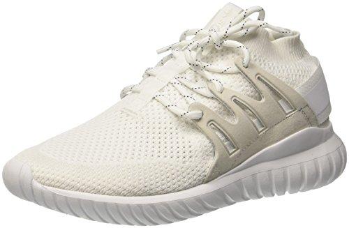 adidas Herren Tubular Nova Pk Sneakers, Weiß (Ftwwht/Vinwht/Ftwwht), 42 EU
