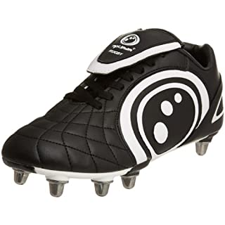 Optimum Men's Eclipse Black/White Rugby Boot RBECNS9 9 UK (B003OQU2YQ) | Amazon price tracker / tracking, Amazon price history charts, Amazon price watches, Amazon price drop alerts