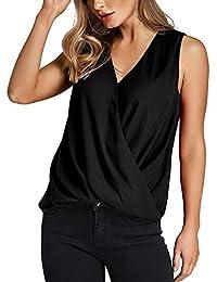 75f76e8d023d8 Women's Vest Tops: Amazon.co.uk