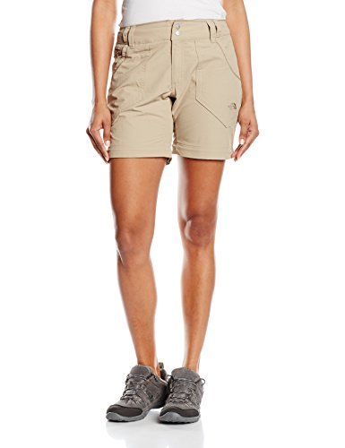 The North Face Pantalon W Horizon Convertible Plus Beige - Beige