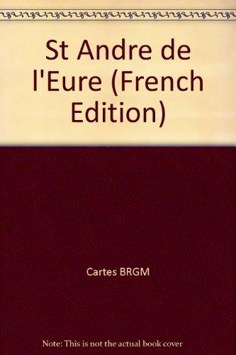 Carte géologique : St-André-de-l'Eure par Cartes BRGM