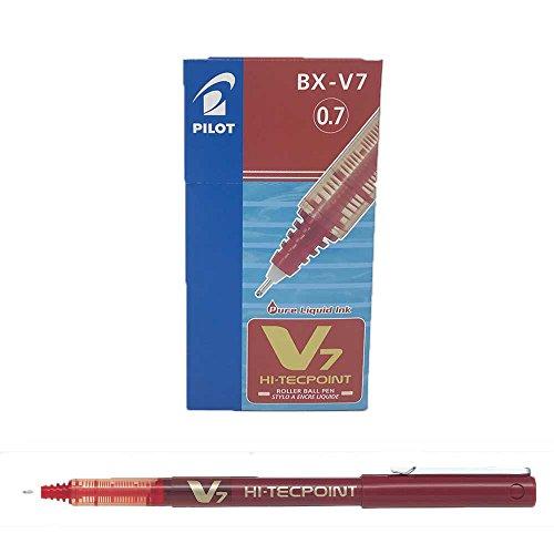 Pilot Hi-tecpoint V7 Liquid, red