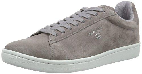 Gant Ace, Baskets Basses Homme Gris - Grau (light gray G84)