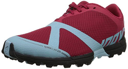 Inov8 Terraclaw 220 Women's Chaussure Course Trial - SS16 blue