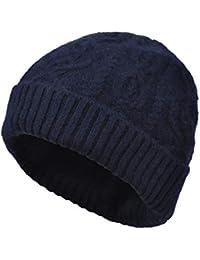 it mesi cappello Uomo Abbigliamento cashmere Ultimi Amazon tre SdP4qPw