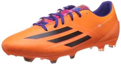 adidas Men's F10 Trx Fg Orange, Black and Purple Football Boots - 6 Uk