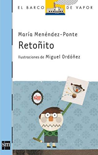 Retoñito (Barco de Vapor Azul) por María Menéndez-Ponte