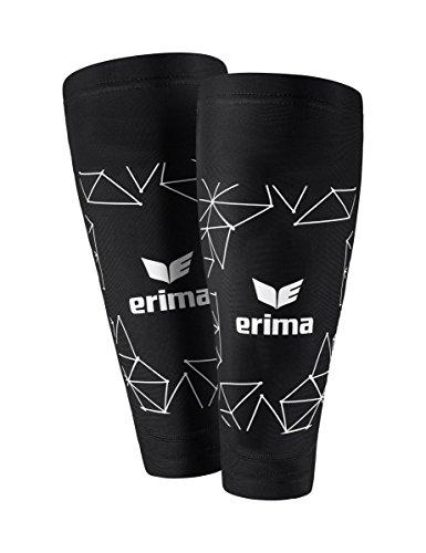 Erima 2.0 Tube Socks, Schwarz, 2