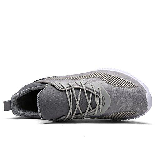 AILU, Scarpe da corsa donna Grey