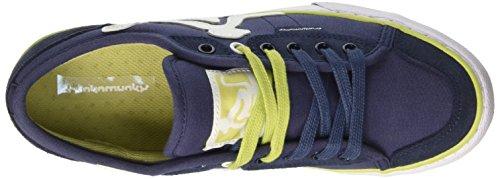 Drunknmunky Nouvelle-angleterre, Scarpe Da Tennis Uomo Blu (marine / Olive)