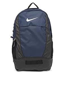 Nike Team Training Max Air Backpack- Navy Blue/Black