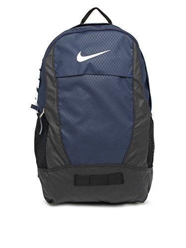 Nike Team Training Sac à dos Modèle M taille unique Bleu marine/noir/blanc