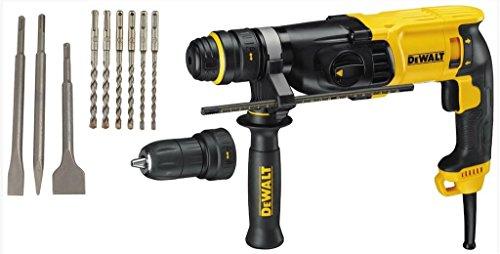 Preisvergleich Produktbild DEWALT D25134KP-QS D25134KP Kombihammer SDS-Plus 26mm