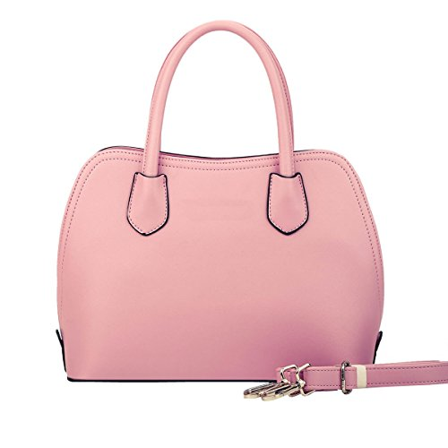 Dissa S870 Nuovo Stile Pu Pelle Deman 2018 Moda Borse A Tracolla Borse Borse, 280 × 115 × 220 (mm) Rosa