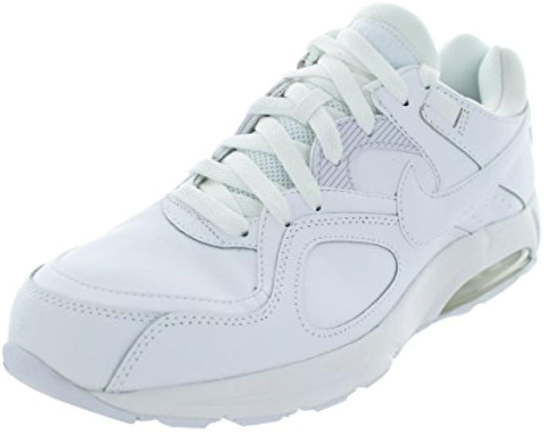Nike Air MAX Go Strong L – White/White de White, Multicolor, 44
