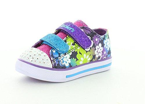 Skechers Bilhete Conversar Glint & Mädchen Brilho Sneakers Multicolore