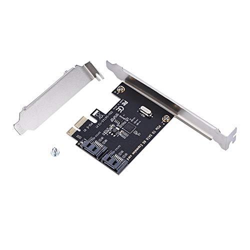 Zerone Tarjetas PCI-E Tarjetas PCI Express SATA 3.0
