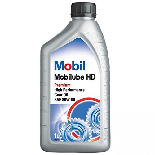 Huile de Boîte Mobil Mobilube HD 80W90 – Bidon de 1 L pas cher