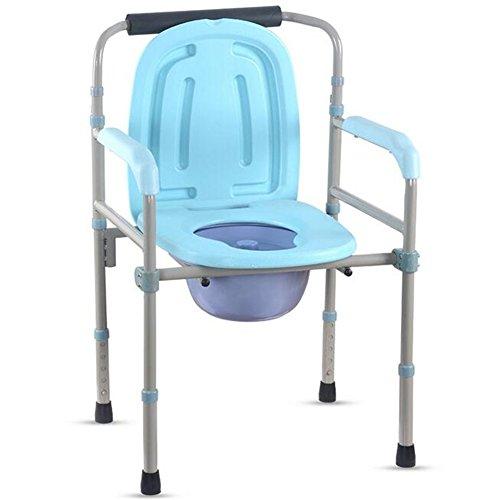 WYF Medizinische Medizinische Faltende Toilettenstuhl-Toiletten-Einfassung