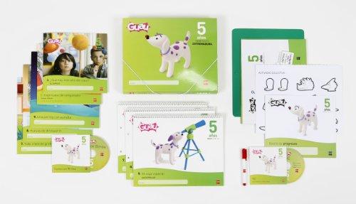 Guau. 5 años, 3 trimestre. Extremadura - 9788467561869 por Equipo de Educación Infantil de Ediciones SM